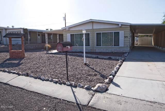 3131 Mescalero Dr, Lake Havasu City, AZ 86404 (MLS #1007881) :: Lake Havasu City Properties