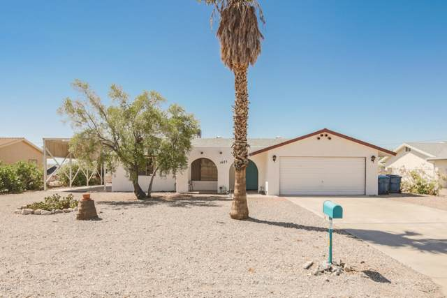 1675 N Lake Havasu Ave, Lake Havasu City, AZ 86404 (MLS #1007891) :: Lake Havasu City Properties