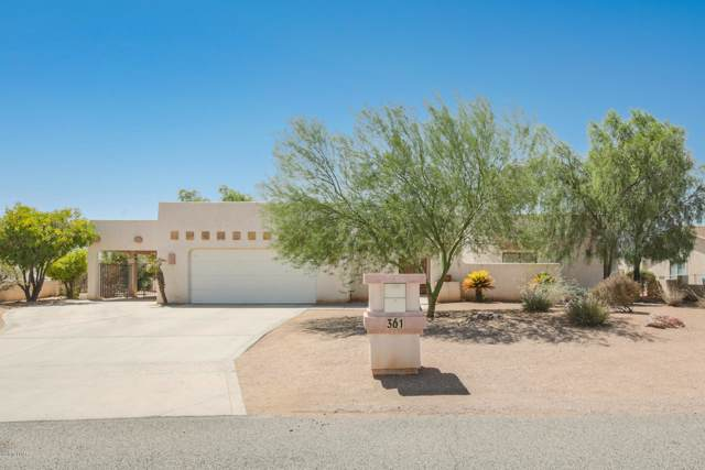 361 Cottonwood Dr, Lake Havasu City, AZ 86403 (MLS #1007892) :: Lake Havasu City Properties
