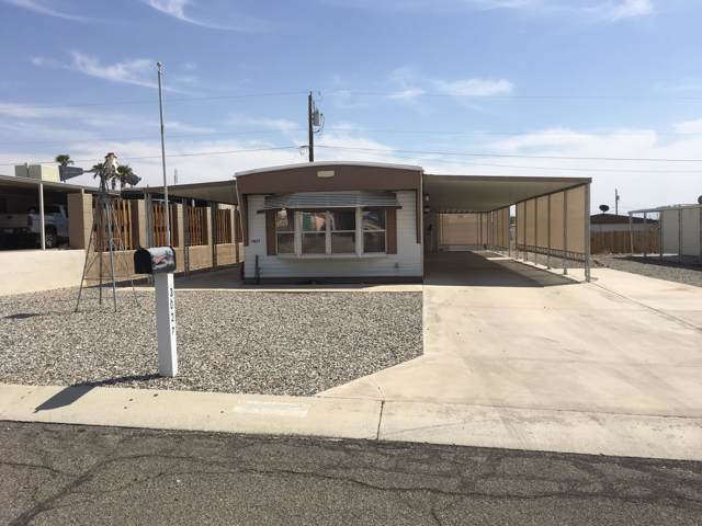 3027 Latrelle Dr, Lake Havasu City, AZ 86404 (MLS #1007898) :: Lake Havasu City Properties