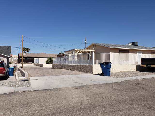 3025 Sombrero Dr, Lake Havasu City, AZ 86404 (MLS #1007899) :: Lake Havasu City Properties