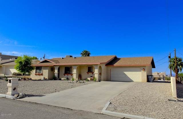 3512 Desert Rose Dr, Lake Havasu City, AZ 86404 (MLS #1007901) :: Lake Havasu City Properties