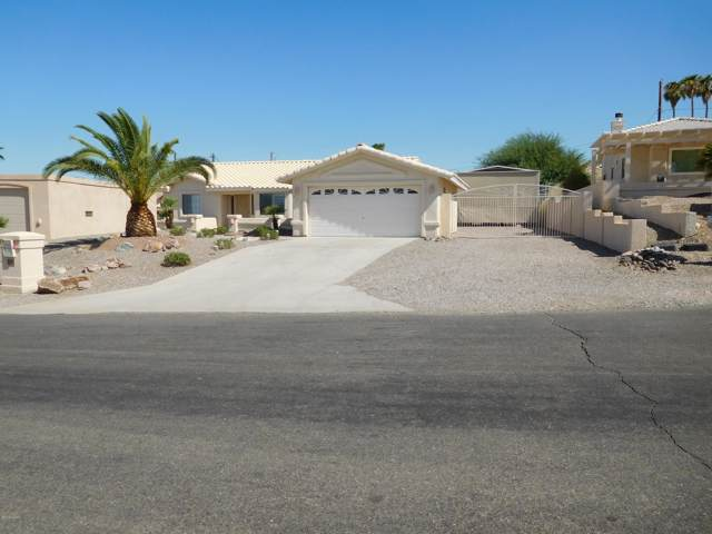 926 Molly Gibson Dr, Lake Havasu City, AZ 86406 (MLS #1007904) :: Lake Havasu City Properties