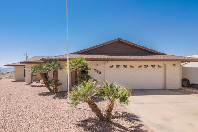 580 Applewood Pl, Lake Havasu City, AZ 86404 (MLS #1007923) :: Lake Havasu City Properties