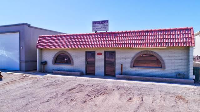 8908 Riverside Dr, Parker, AZ 85344 (MLS #1007967) :: Coldwell Banker