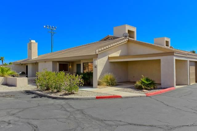 1401 Mcculloch Blvd #16, Lake Havasu City, AZ 86403 (MLS #1008162) :: Coldwell Banker