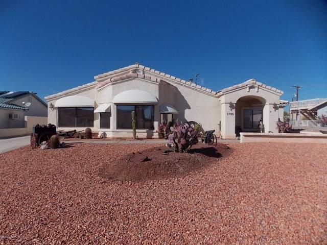 1733 Lear Bay, Lake Havasu City, AZ 86404 (MLS #1008235) :: Realty One Group, Mountain Desert