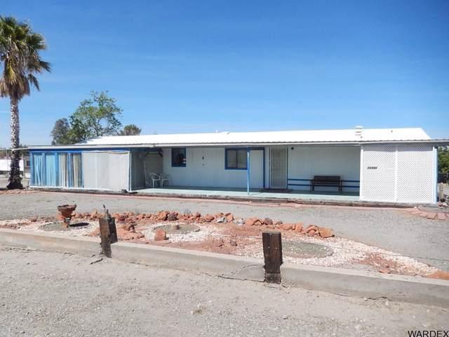 66943 65th St, Salome, AZ 85348 (MLS #1008313) :: Realty One Group, Mountain Desert