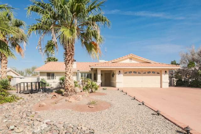 3129 Oro Grande Blvd, Lake Havasu City, AZ 86406 (MLS #1008414) :: The Lander Team