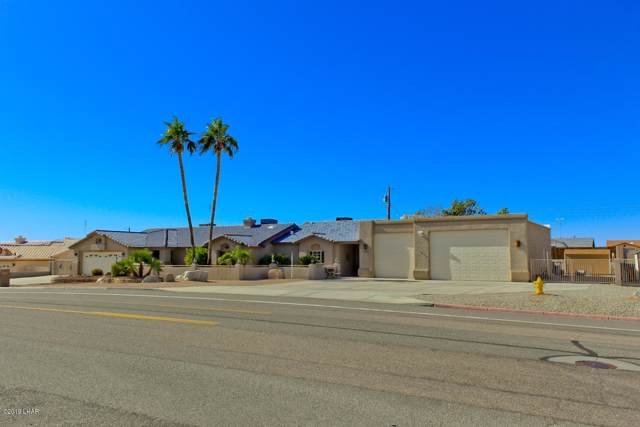 3522 Palo Verde Blvd, Lake Havasu City, AZ 86404 (MLS #1008592) :: Coldwell Banker