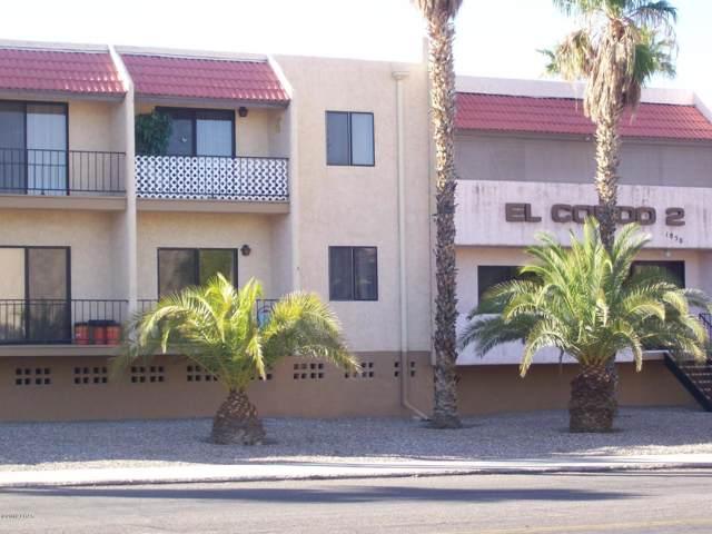 1850 Swanson Ave B18, Lake Havasu City, AZ 86403 (MLS #1008626) :: Coldwell Banker