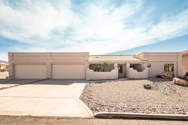 2420 Demaret Dr, Lake Havasu City, AZ 86406 (MLS #1008655) :: Coldwell Banker