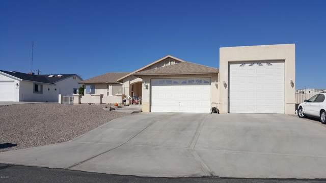 3395 Poppy Trail Dr, Lake Havasu City, AZ 86406 (MLS #1008686) :: Coldwell Banker