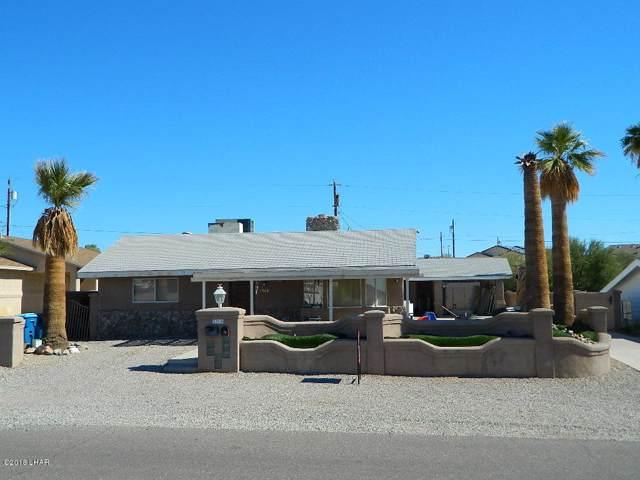 2760 Arcadia Dr, Lake Havasu City, AZ 86404 (MLS #1008707) :: Coldwell Banker