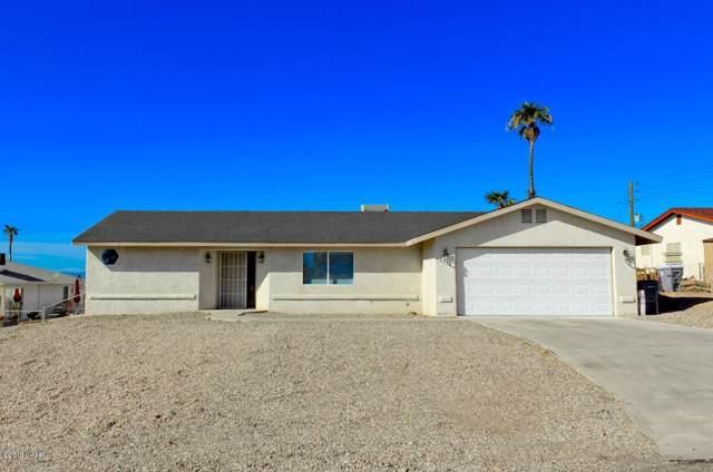 3071 Silver Saddle Dr, Lake Havasu City, AZ 86406 (MLS #1008712) :: Coldwell Banker