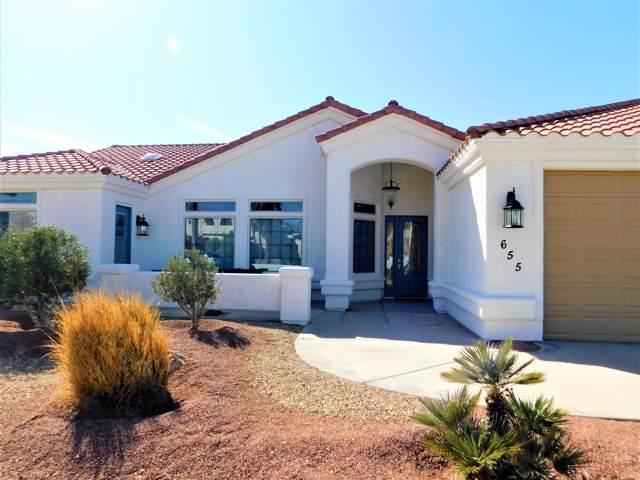 655 Hagen Way, Lake Havasu City, AZ 86406 (MLS #1008756) :: Realty One Group, Mountain Desert