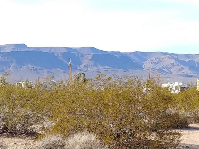 Lot 5 Castle Butte Rd, Yucca, AZ 86438 (MLS #1008769) :: The Lander Team