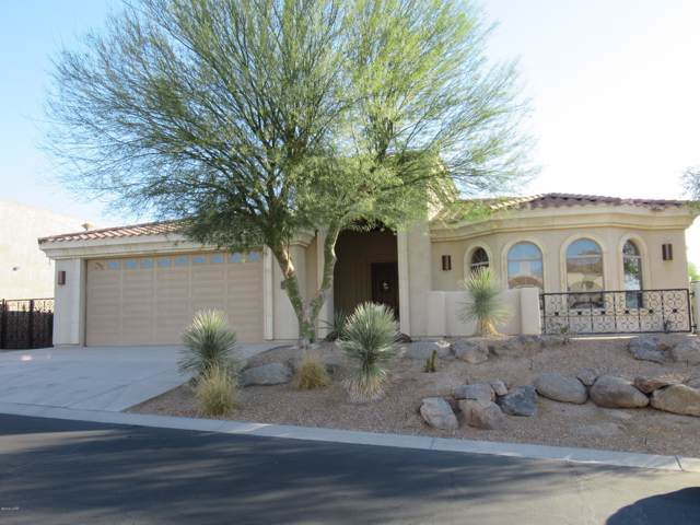 3546 N Swilican Bridge Rd, Lake Havasu City, AZ 86404 (MLS #1008777) :: Realty One Group, Mountain Desert