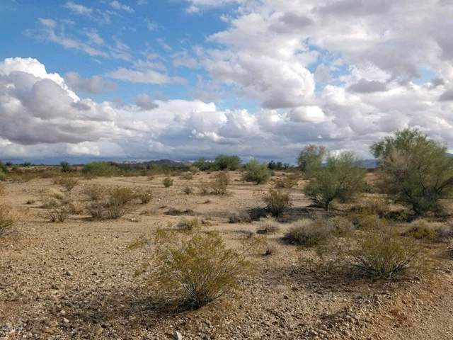 000 W Milta Way, Yucca, AZ 86438 (MLS #1008836) :: Realty One Group, Mountain Desert