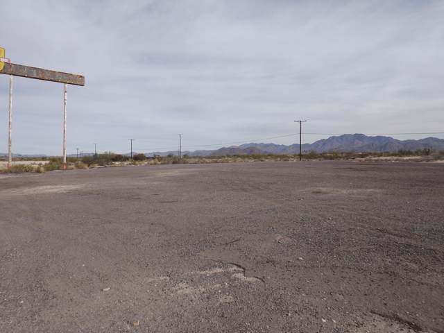 Lot 042 S Yucca Frontage Rd, Yucca, AZ 86438 (MLS #1008852) :: Realty One Group, Mountain Desert