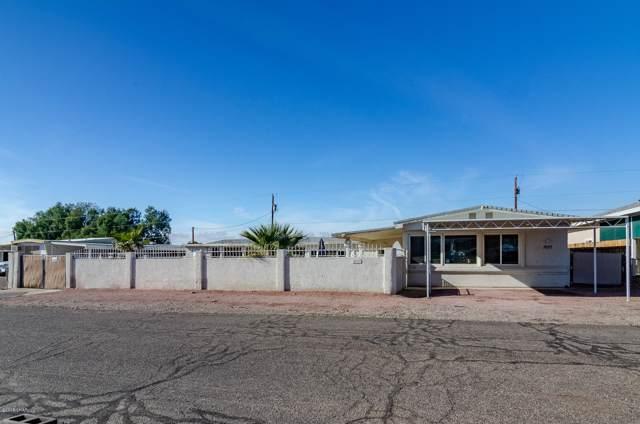 3037 Joyce Ln, Lake Havasu City, AZ 86404 (MLS #1008978) :: Coldwell Banker