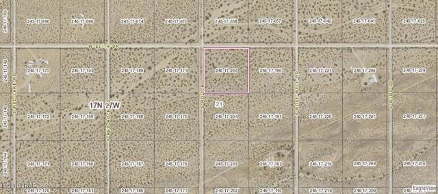 Lot 16 W Edith Dr, Yucca, AZ 86438 (MLS #1008982) :: Realty One Group, Mountain Desert