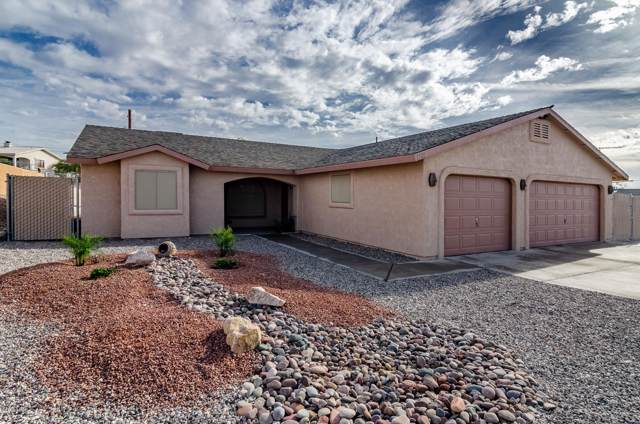 1260 Griffin Dr, Lake Havasu City, AZ 86404 (MLS #1009000) :: Realty One Group, Mountain Desert