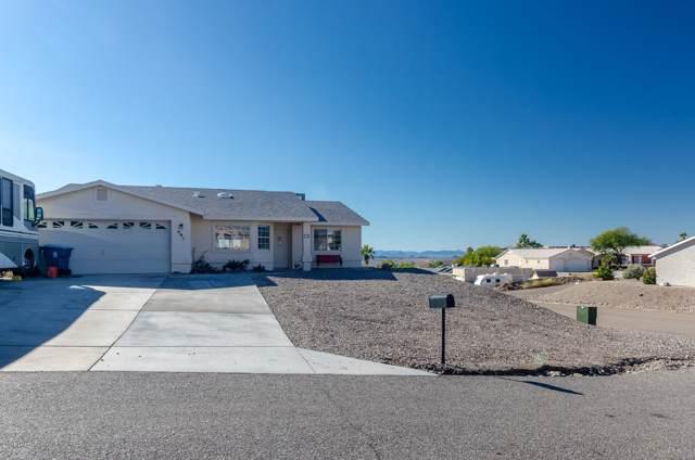 681 Wayside Dr, Lake Havasu City, AZ 86403 (MLS #1009020) :: Realty One Group, Mountain Desert