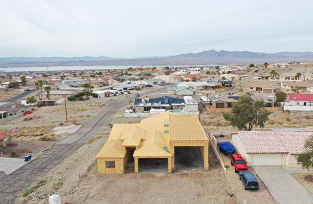 3661 Texoma Dr, Lake Havasu City, AZ 86404 (MLS #1009036) :: The Lander Team