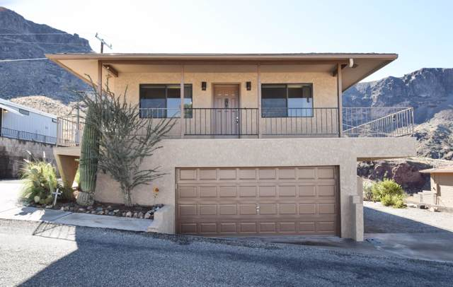 816 Noble View Dr, Parker, AZ 85344 (MLS #1009038) :: Coldwell Banker