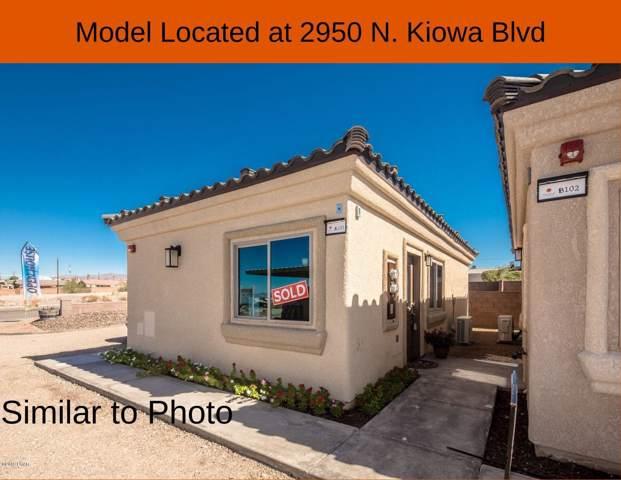 490 N Lake Havasu Ave #J, Lake Havasu City, AZ 86404 (MLS #1009043) :: The Lander Team