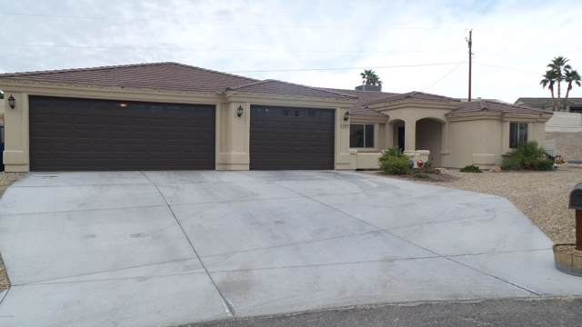 3867 Chesapeake Pl, Lake Havasu City, AZ 86406 (MLS #1009057) :: The Lander Team