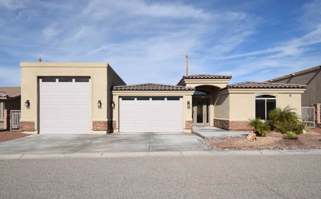3192 Oro Grande Blvd #103, Lake Havasu City, AZ 86406 (MLS #1009062) :: The Lander Team