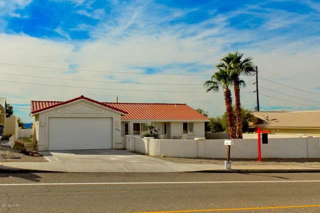 2260 Palo Verde Blvd, Lake Havasu City, AZ 86404 (MLS #1009063) :: The Lander Team