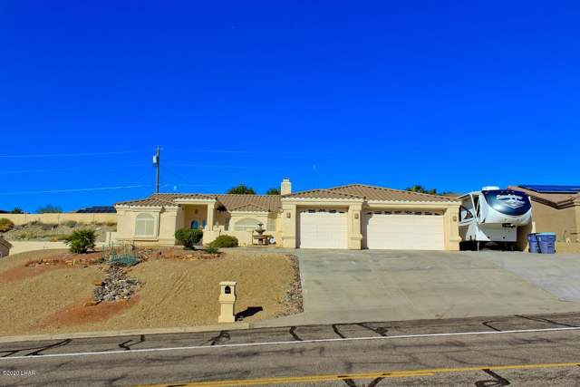 3781 N Kiowa Blvd, Lake Havasu City, AZ 86404 (MLS #1009358) :: Lake Havasu City Properties