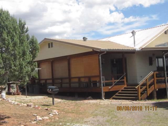 34301 W El Capitan Rd, Seligman, AZ 86337 (MLS #1009396) :: Coldwell Banker