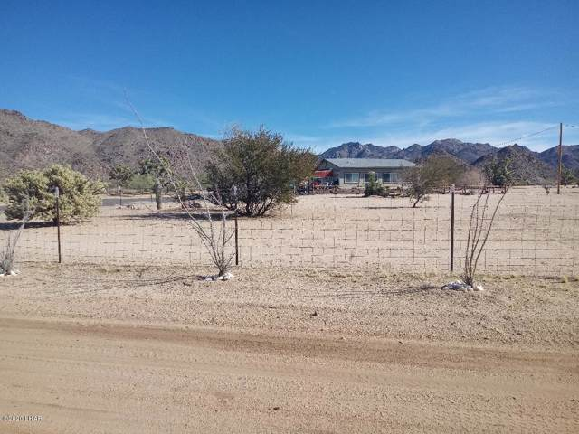 11106 N Jenny Rd, Yucca, AZ 86438 (MLS #1009397) :: Coldwell Banker