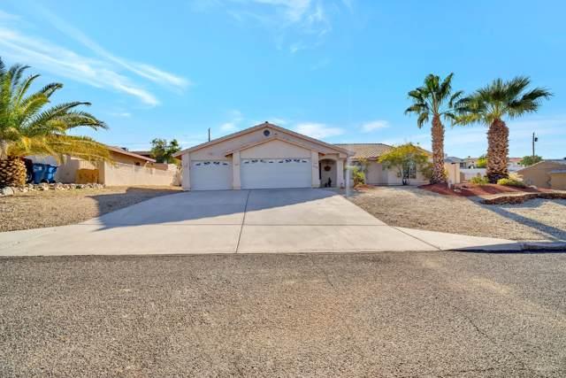 3060 Saddleback Dr, Lake Havasu City, AZ 86406 (MLS #1009437) :: Lake Havasu City Properties