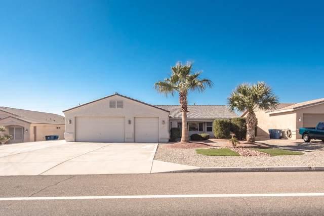 831 Mcculloch Blvd S, Lake Havasu City, AZ 86406 (MLS #1009439) :: Lake Havasu City Properties