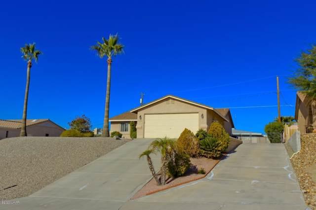 3181 Horseshoe Canyon Dr, Lake Havasu City, AZ 86406 (MLS #1009478) :: The Lander Team