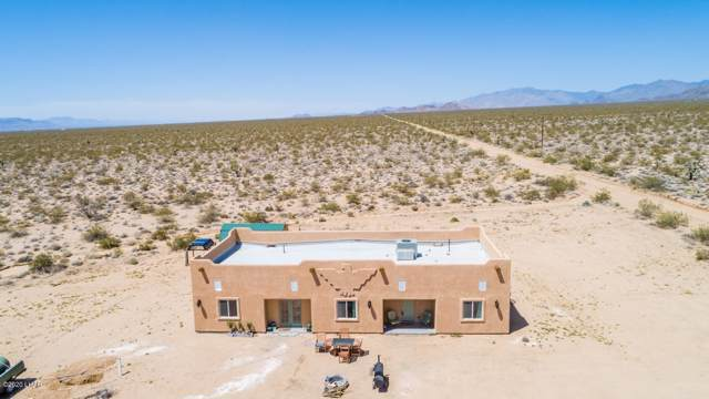 17981 S Gene Autry Rd, Yucca, AZ 86438 (MLS #1009483) :: The Lander Team