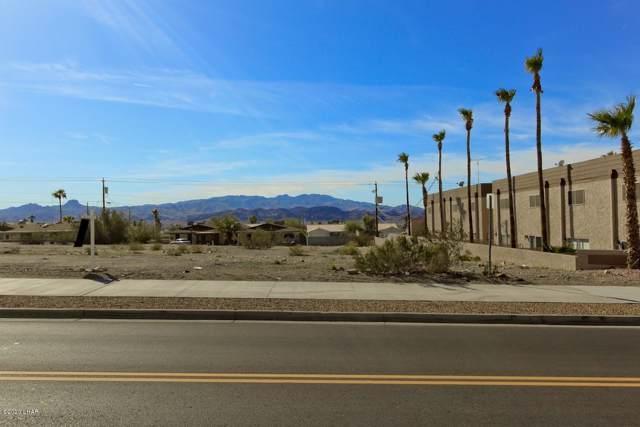 2020 Swanson Ave, Lake Havasu City, AZ 86403 (MLS #1009484) :: The Lander Team