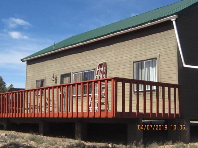 Parcel 765 Pump House Rd, Truxton, AZ 86437 (MLS #1009486) :: The Lander Team