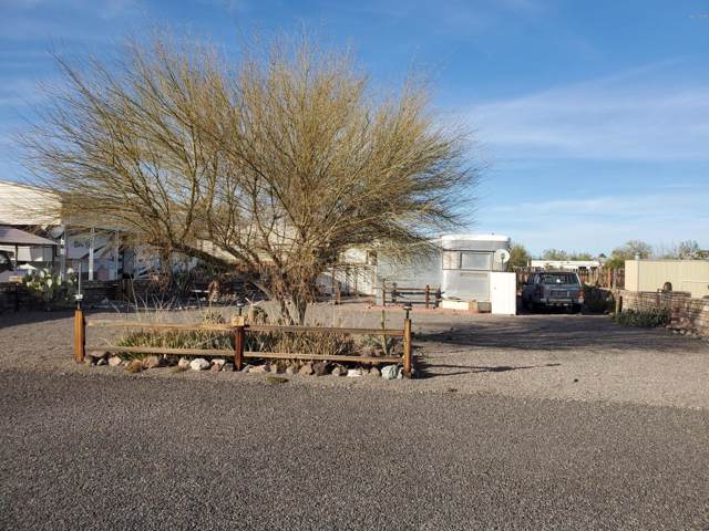 200 N Moon Mountain Ave #4, Quartzsite, AZ 85346 (MLS #1009497) :: Coldwell Banker