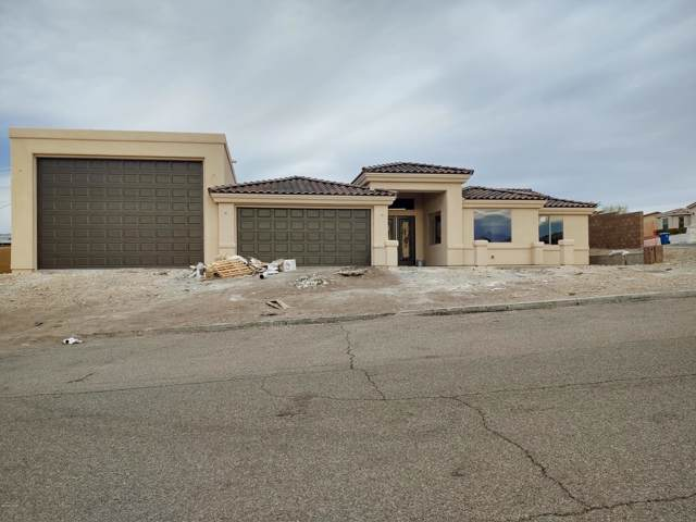2991 War Eagle Dr, Lake Havasu City, AZ 86406 (MLS #1009500) :: Coldwell Banker