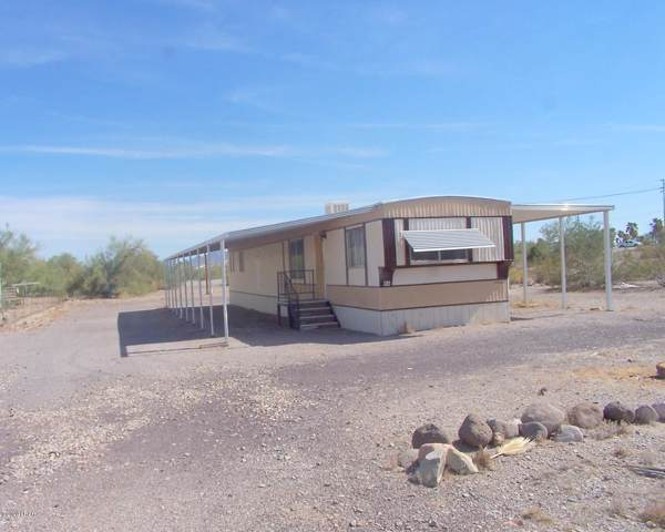 95 S Church Ln, Quartzsite, AZ 85346 (MLS #1009503) :: Coldwell Banker