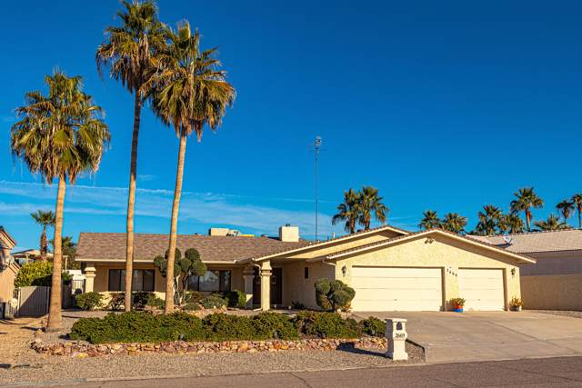 2669 Plaza Hermosa, Lake Havasu City, AZ 86406 (MLS #1009504) :: Coldwell Banker