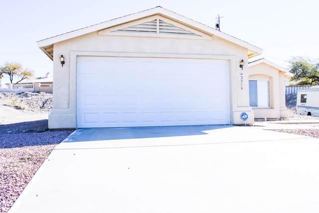 3716 Hollister Dr, Lake Havasu City, AZ 86406 (MLS #1009514) :: The Lander Team
