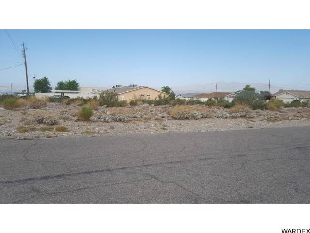2550, 2544 Hillview Dr, Lake Havasu City, AZ 86403 (MLS #1009539) :: The Lander Team