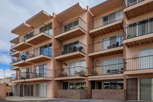 89 Acoma Blvd N #2, Lake Havasu City, AZ 86403 (MLS #1009541) :: The Lander Team
